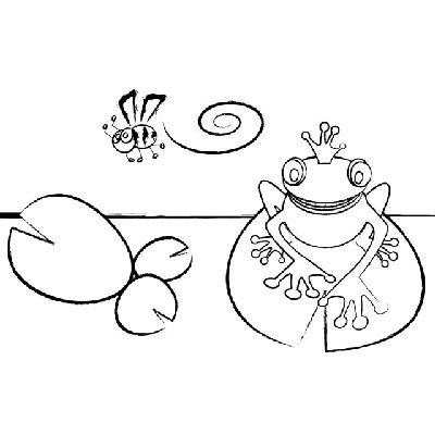Malvorlagen Bunter Spaß Für Kleiner Künstler Garten Und